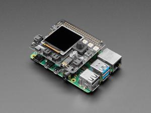 HAT machine learning Adafruit BrainCraft HAT pentru Raspberry Pi 41