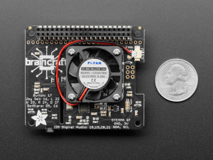 HAT machine learning Adafruit BrainCraft HAT pentru Raspberry Pi 42