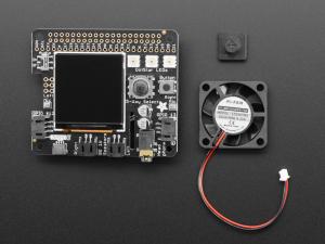 HAT machine learning Adafruit BrainCraft HAT pentru Raspberry Pi 46