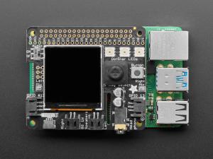 HAT machine learning Adafruit BrainCraft HAT pentru Raspberry Pi 47