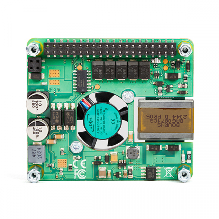 HAT PoE+ pentru Raspberry Pi [2]