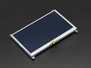 "Display HDMI 7"" 800x480 - Touchscreen2"