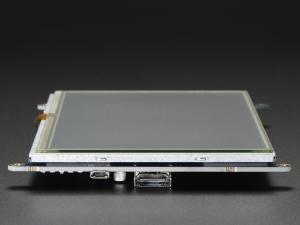 "Display HDMI 7"" 800x480 - Touchscreen8"