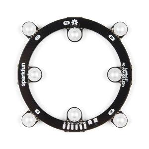 Inel LED SparkFun LuMini, 2 Inch2