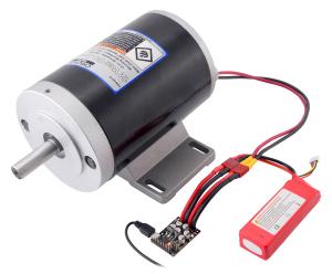 Controlor de motor USB Jrk G2 18v19 cu feedback10