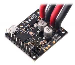 Controlor de motor USB Jrk G2 24v13 cu feedback6