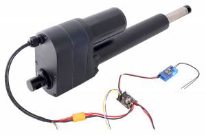 Controlor de motor USB Jrk G2 24v13 cu feedback9