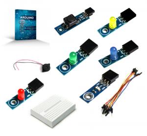 Kit Arduino Pentru Incepatori - Bronze0