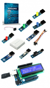 Kit Arduino Pentru Incepatori - Silver0