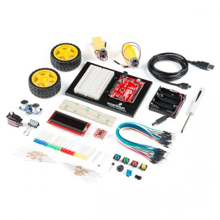 Kit dezvoltare SparkFun Inventor's Kit v4.1 [0]