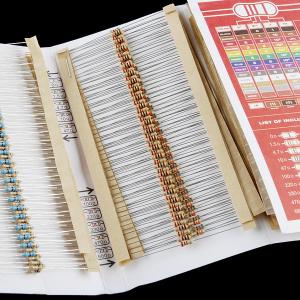 Kit Rezistoare 500 bucati1