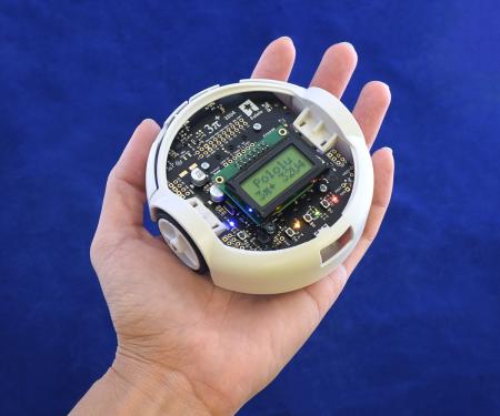Kit robot Pololu 3pi+ 32U4 - Editia Turtle (motoare 75:1 LP) [1]