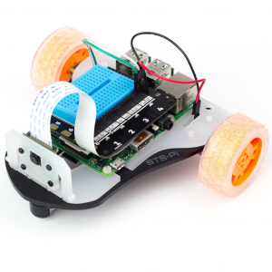 Kit sasiu robotic STS-Pi0