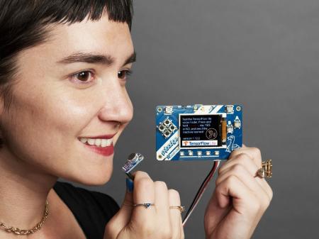 Kit TensorFlow Lite pentru microcontrollere0