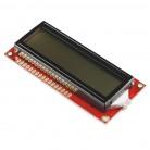 LCD 16x2  iluminare RGB  5V [0]