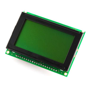 RETRAS - LCD Grafic 128x64 Serial3