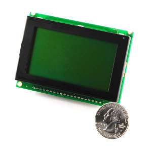 RETRAS - LCD Grafic 128x64 Serial4