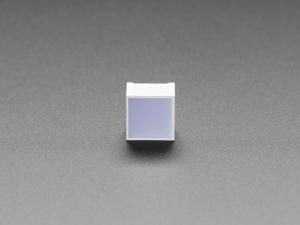 LED patrat, indicator cu lumina rosie, difuza [5]