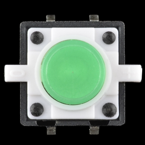 Buton tactil cu LED - Verde2