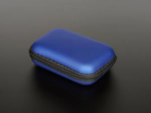 Maker-Friendly Zipper Case - Royal Blue0