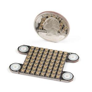 Matrice 8x8 LED-uri SparkFun LuMini [3]