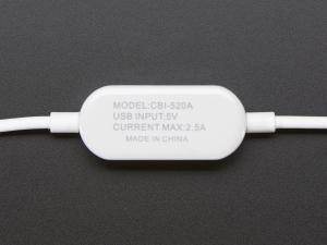 Cablu Micro B USB cu LCD tensiune si curent2