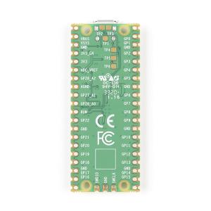 Microcontroller Raspberry Pi Pico RP2040 [3]