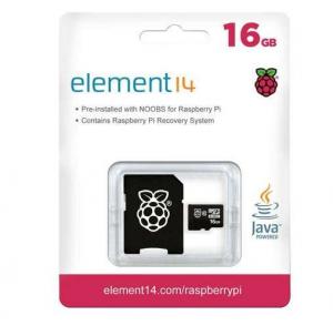 MicroSD Card Noobs Raspberry Pi V3 16GB0