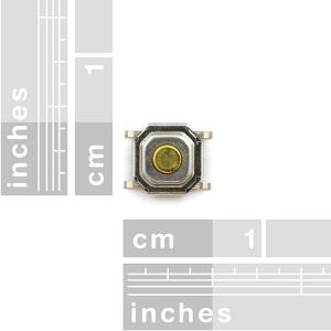 Mini Pushbutton Switch - SMD2
