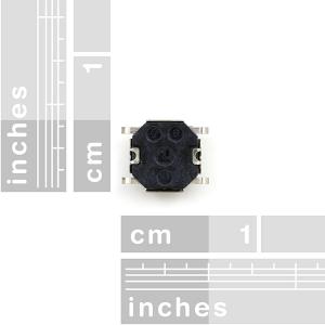 Mini Pushbutton Switch - SMD3