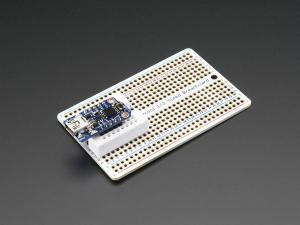 Mini Breadboard - 2x8 Puncte2