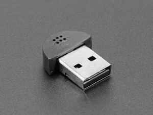 Mini USB Microfon0