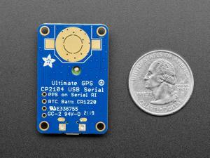 Modul Adafruit Ultimate GPS cu USB2