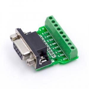 Modul adaptor DB9 RS232 - RS485 cu 9 pini [0]