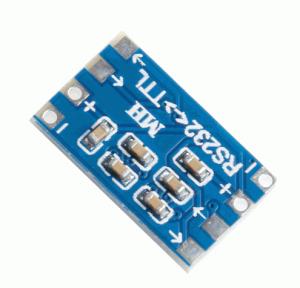 Modul adaptor RS232 la TTL2