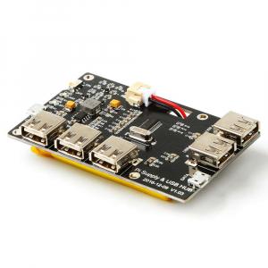 Modul alimentare pentru Raspberry Pi cu 4 iesiri USB [4]