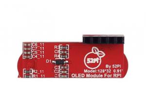 Modul display Raspberry Pi 0.91'OLED [2]