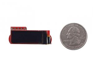 Modul display Raspberry Pi 0.91'OLED [5]