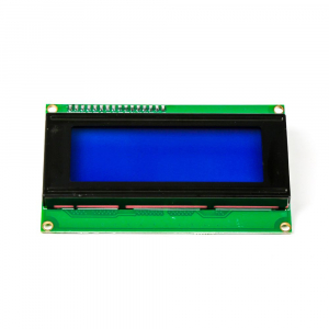 Modul LCD 20x4 cu backlight albastru pentru Arduino4