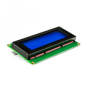 Modul LCD 20x4 cu backlight albastru pentru Arduino0