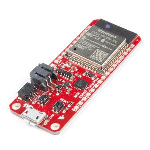 Modul MCU WiFi si Bluetooth SparkFun Thing Plus ESP32 WROOM [0]