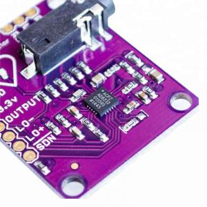 Modul senzor ECG AD82323
