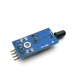 Modul senzor infrarosu pentru flacari [3]