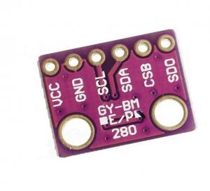 Modul senzor presiune atmosferica/altimetru BMP280 [2]