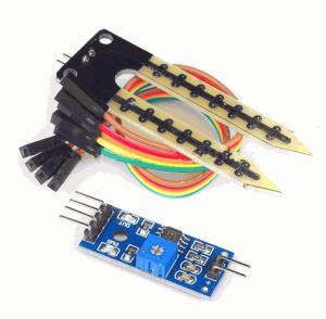 Modul senzor umiditate pentru Arduino UNO R3 [2]