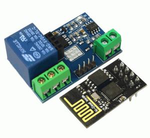 Modul Wi-Fi de 5V bazat pe ESP82662