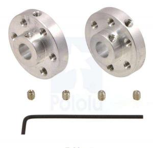 Conector roata motor 6 mm0