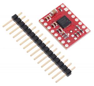 Driver stepper MP6500 cu controlul curentului prin pini digitali [0]