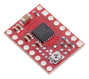 Driver stepper MP6500 cu controlul curentului prin potentiometru1