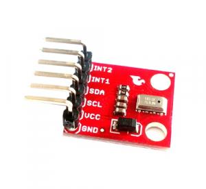 MPL3115A2 - Senzor de altitudine/presiune1